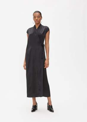 Zero Maria Cornejo Tasmeen Wrap Dress