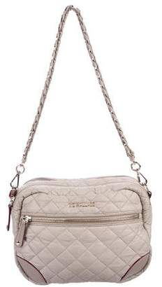 MZ Wallace Quilted Nylon Crossbody Bag