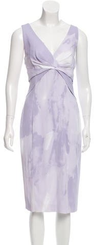 MICHAEL Michael KorsMichael Kors SLeeveless Tie-Dye Dress