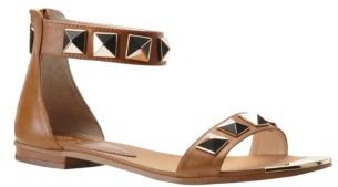 Isola Adette Studded Leather Sandals