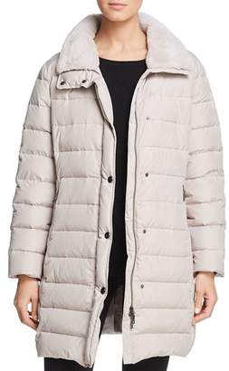 Basler Quilted Puffer Coat