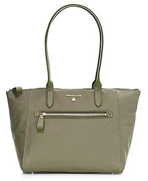 MICHAEL Michael Kors Women's Medium Top Zip Tote Bag