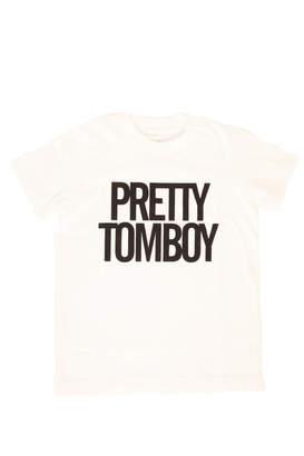 Blue & Cream Blue&Cream Tomboy Baby Tee