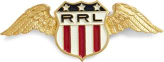 Ralph Lauren Winged-Logo-Shield Pin
