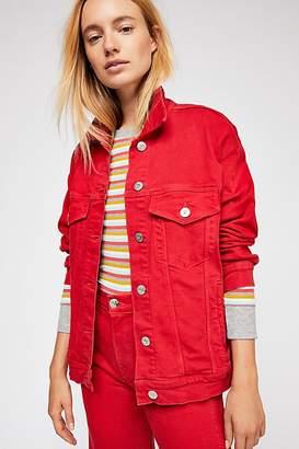 3x1 Oversized Boyfriend Classic Jacket