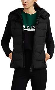 Women's Down-Quilted Jacket - Black