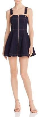 Alice McCall Azure Denim Mini Dress