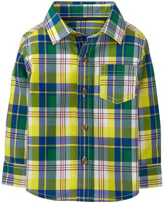 Crazy 8 Crazy8 Plaid Shirt