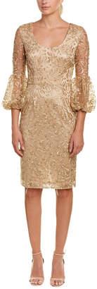 David Meister Sheath Dress