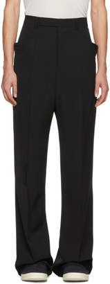 Rick Owens Black Mastodon Trousers