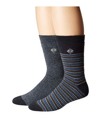 Columbia Midweight Stripe Thermal 2-Pack
