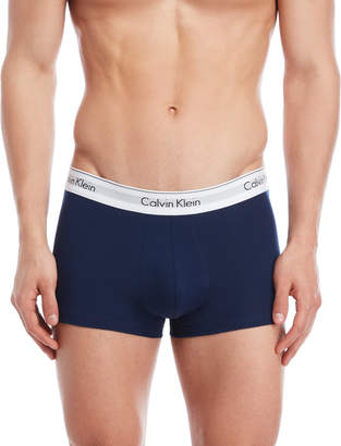Calvin Klein Two-Pack Modern Cotton Stretch Trunks