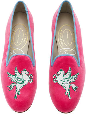 Stubbs & Wootton M'O Exclusive: Pegasus Carise Loafer