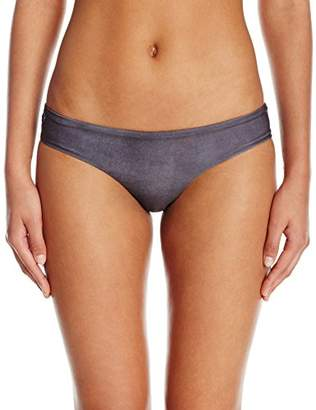 Maaji Women's Reversible Sublime Cheeky Cut Bikini Bottom Swimsuit