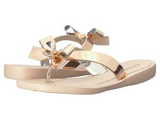 8adbe79e6 GUESS Thong Women s Sandals - ShopStyle