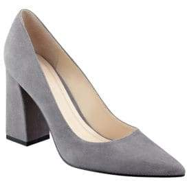 Marc Fisher Jenny Suede Pumps