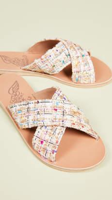 Ancient Greek Sandals Thais Slides