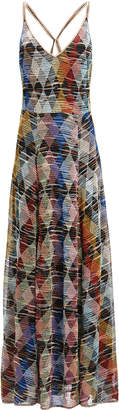 Missoni Diamond Maxi Dress