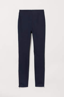 H&M Super Slim-fit Pants - Blue