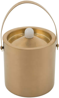 A by Amara - Rose Gold & Marble Ice Bucket