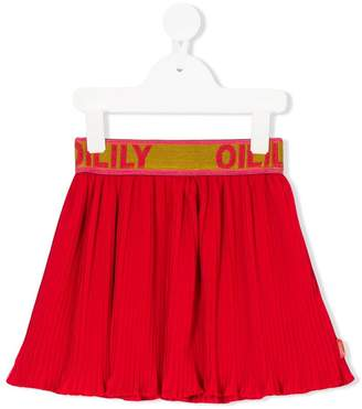 Oilily branded waistband skirt