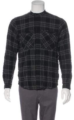 Isaora Plaid Woven Shirt