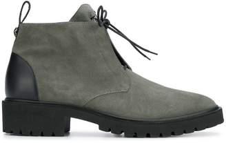 Giuseppe Zanotti Design lace-up ankle boots