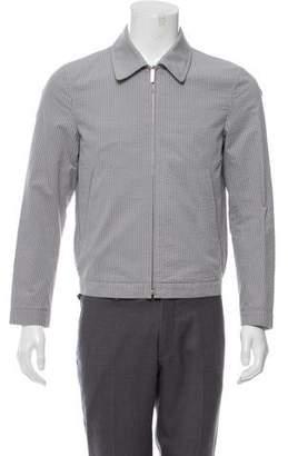 Thom Browne Striped Seersucker Jacket