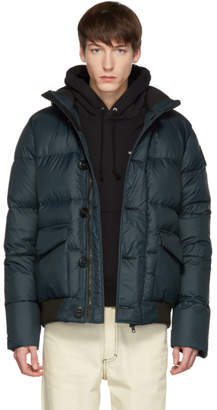 Canada Goose Blue Black Label Ventoux Parka