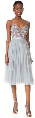 Needle & Thread Whisper Midi Dress $289 thestylecure.com