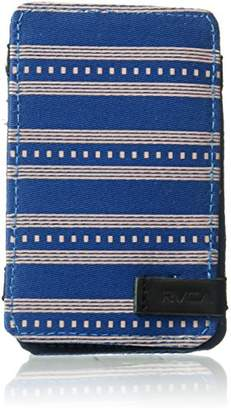 RVCA Men's Magic Wallet Print