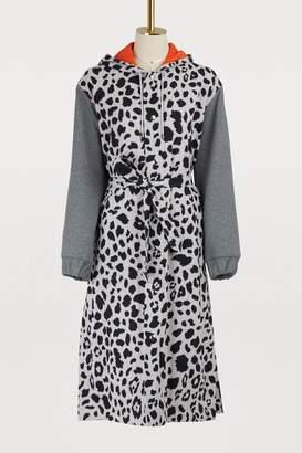 Koché Hooded coat