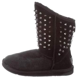 Australia Luxe Collective Embellished Mid-Calf Boots