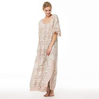 Black Label Sylvia Flounce Sleeve Dress