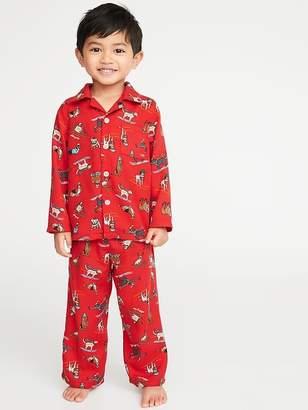 Old Navy 2-Piece Pajama Set for Toddler & Baby