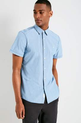 Jack Wills Stableton Short Sleeve Stripe Shirt