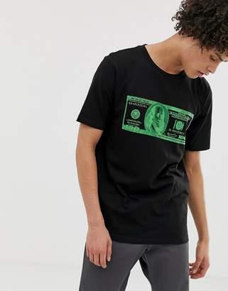 Weekday Frank Money T-Shirt