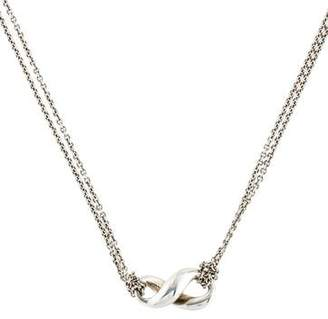 Tiffany & Co. Infinity Pendant Necklace