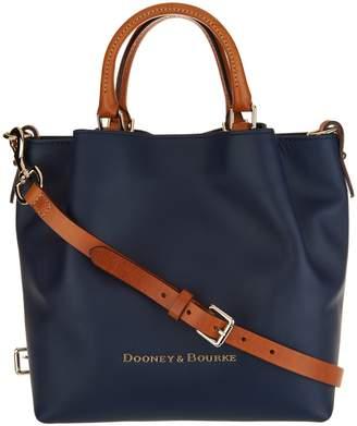 Dooney & Bourke Smooth Leather Small Barlow Satchel