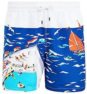 Polo Ralph Lauren Men's Traveler Swim Trunks