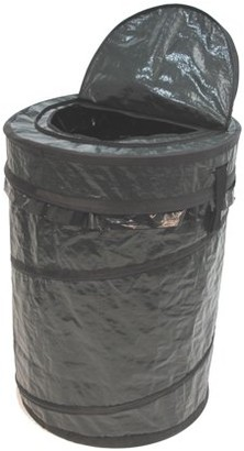 Redmon Green Culture Campers Choice Pop Up Re-usable Trash Container