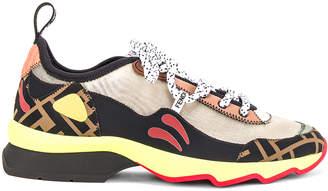 Fendi Logo Sneaker in Multi | FWRD