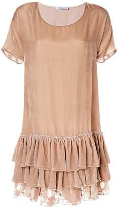 Blumarine wide cut dress