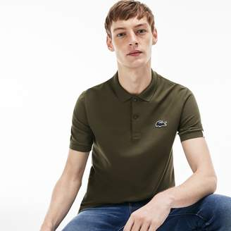 Lacoste Men's LIVE Slim Fit Stretch Pique Polo