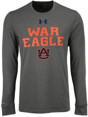 Under Armour Men's Auburn Tigers College Classic Charged Cotton Long Sleeve T-Shirt