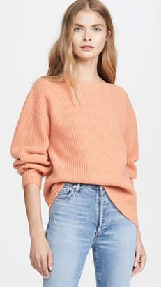TSE Cashmere Rib Sweater
