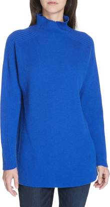 Eileen Fisher Cashmere Funnel Neck Sweater
