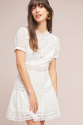 Nightcap Clothing Menton Eyelet Dress