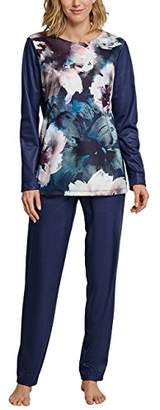 Schiesser Women's Anzug Lang Pyjama Sets