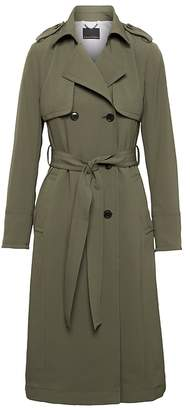 Banana Republic Maxi Trench Coat